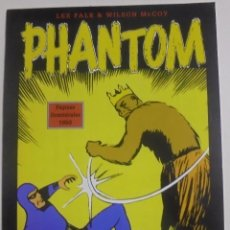 Cómics: PHANTOM - PÁGINAS DOMINICALES 1950 VOLUMEN 13 - LEE FALK & WILSON MCCOY - PERFECTO ESTADO. Lote 88089372