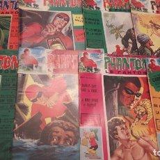 Cómics: THE PHANTOM (EL HOMBRE ENMASCARADO) PACK 8 NUMEROS. Lote 90581695