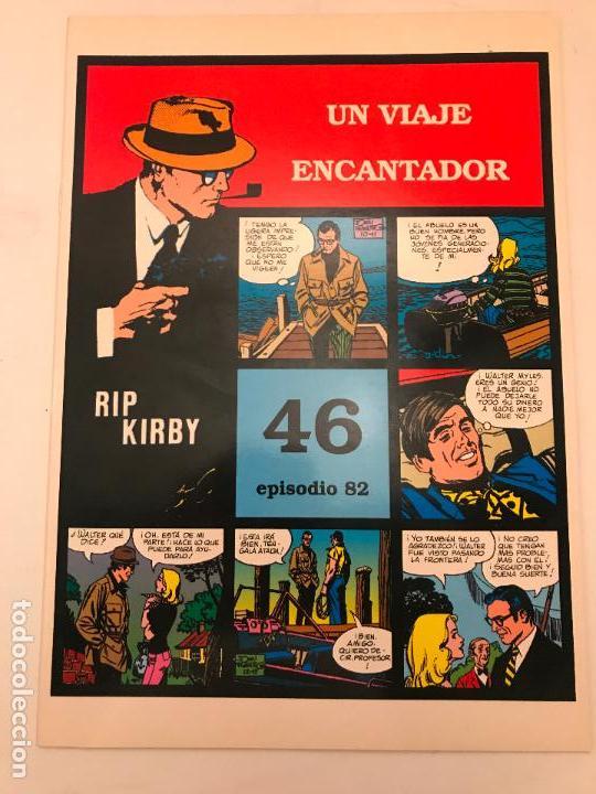 RIP KIRBY EPISODIO Nº 82. UN VIAJE ENCANTADOR. JOHN PRENTICE MAGERIT 1997 (Tebeos y Comics - Magerit - Rip Kirby)