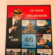 Cómics: RIP KIRBY EPISODIO Nº 82. UN VIAJE ENCANTADOR. JOHN PRENTICE MAGERIT 1997. Lote 91364445