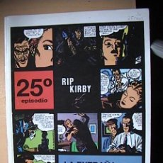 Cómics: LOTE RIP KIRBY. 11 NUMEROS.. Lote 97195847