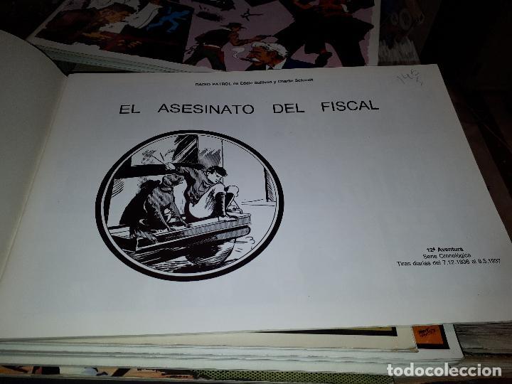 Cómics: Radio Patrulla - El Asesinato del Fiscal - 12ª Aventura - Ed. Euroclub Magerit S.L. 1.995 - Foto 2 - 14466960