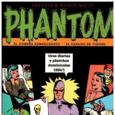 Cómics: PHANTOM TIRAS DIARIAS Y PLANCHAS DOMINICALES 1950/1 (VOLUMEN XXVIII) -NUEVO-. Lote 102378959