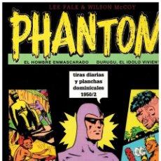 Cómics: PHANTOM TIRAS DIARIAS Y PLANCHAS DOMINICALES 1950/2 (VOLUMEN XXIX) -NUEVO-. Lote 102379119