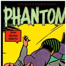 Cómics: PHANTOM TIRAS DIARIAS 1950/51 (VOLUMEN XXXIII) -NUEVO-. Lote 102380247