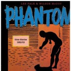 Cómics: PHANTOM TIRAS DIARIAS 1952/53 VOLUMEN XXXIX -NUEVO-. Lote 102381123