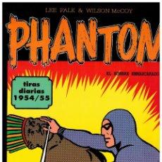 Cómics: PHANTOM TIRAS DIARIAS 1954/55 VOLUMEN III -NUEVO-. Lote 102381395