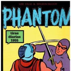 Cómics: PHANTOM TIRAS DIARIAS 1955 VOLUMEN V -NUEVO-. Lote 102381491