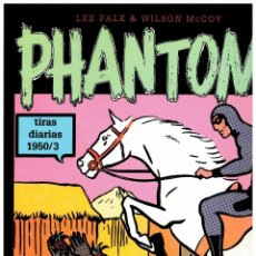 Cómics: PHANTOM TIRAS DIARIAS 1950/3 VOLUMEN XXXII -NUEVO-. Lote 102381667