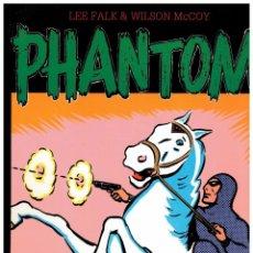 Cómics: PHANTOM TIRAS DIARIAS 1956 VOLUMEN X -NUEVO-. Lote 102381863