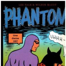 Cómics: PHANTOM TIRAS DIARIAS 1957 VOLUMEN XIII -NUEVO-. Lote 102382107