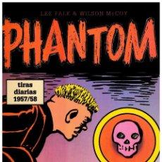 Cómics: PHANTOM TIRAS DIARIAS 1957/58 VOLUMEN XIV -NUEVO-. Lote 102382223