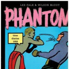 Cómics: PHANTOM TIRAS DIARIAS 1958 VOLUMEN XVI -NUEVO-. Lote 102382375