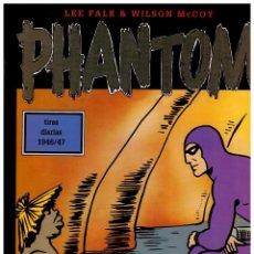 Cómics: PHANTOM TIRAS DIARIAS 1946/47 VOLUMEN LX -NUEVO-. Lote 102382631