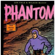 Cómics: PHANTOM TIRAS DIARIAS 1947 VOLUMEN LXVI -NUEVO-. Lote 102382763