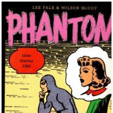 Cómics: PHANTOM TIRAS DIARIAS 1960 VOLUMEN XXI -NUEVO-. Lote 102383219