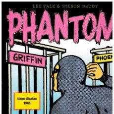 Cómics: PHANTOM TIRAS DIARIAS 1961 VOLUMEN XXV -NUEVO-. Lote 102383427