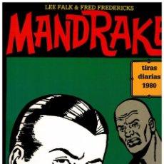 Cómics: MANDRAKE TIRAS DIARIAS 1980 TOMO XX -NUEVO-. Lote 102385975