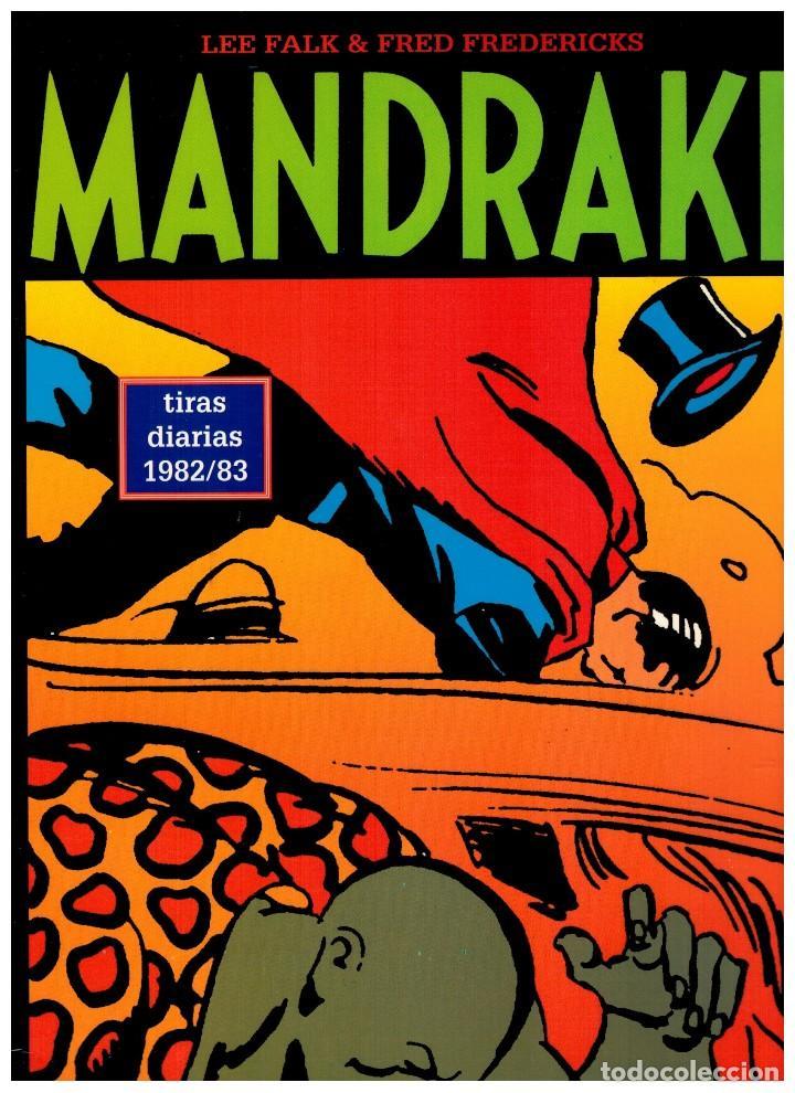 MANDRAKE VOLUMEN 34 -TIRAS DIARIAS 1982/83- NUEVO (Tebeos y Comics - Magerit - Mandrake)