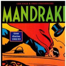 Cómics: MANDRAKE VOLUMEN 34 -TIRAS DIARIAS 1982/83- NUEVO. Lote 231741440