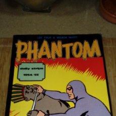Cómics: PHANTOM DAILY STRIPS 1954/55. Lote 107927903
