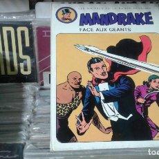 Cómics: MANDRAKE FACE AUX GEANTS,HACHETTE,EN FRANCES. Lote 110728059