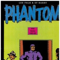 Cómics: PHANTOM TIRAS DIARIAS 1981 / 82 VOLUMEN LII (52) -NUEVO-. Lote 112157483