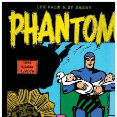 Cómics: PHANTOM TIRAS DIARIAS 1978/79 VOLUMEN LXIX (69) -NUEVO-. Lote 112158019