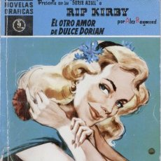 Cómics: RIP KIRBY DIBUJADO POR ALEX RAYMOND Y JOHN PRENTICE, EDITORIAL DÓLAR LOTE COMPLETO DE 9 VOLUMENES. Lote 112616235