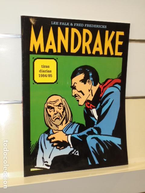 MANDRAKE TIRAS DIARIAS Nº 40 1984/85 - MAGERIT OFERTA (Tebeos y Comics - Magerit - Mandrake)