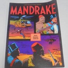 Cómics: TEBEO MANDRAKE. TIRAS DIARIAS 1949/50. VOLUMEN 15º. MAGERIT. Lote 112979403