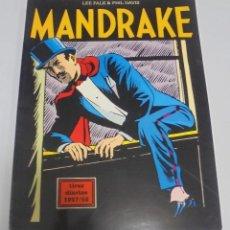Cómics: TEBEO MANDRAKE. TIRAS DIARIAS 1957/58. VOLUMEN 22º. MAGERIT. Lote 112979455