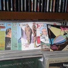 Cómics: JUNGLE JIM (JIM DE LA JUNGLA) - 8 TOMOS DEL 13 AL 20 - ALEX RAYMON (MAGERIT 1997). Lote 118351251