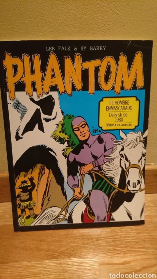 PHANTOM LEE FALK & SY BARRY EL HOMBRE ENMASCARADO 1980 (Tebeos y Comics - Magerit - Phantom)