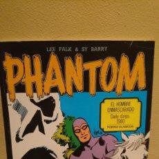 Cómics: PHANTOM LEE FALK & SY BARRY EL HOMBRE ENMASCARADO 1980. Lote 118598647