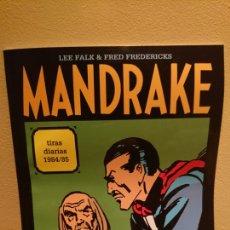 Cómics: MANDRAKE LEE FALK & FRED FREDERICKS TIRAS DIARIAS 1984/85. Lote 118598684