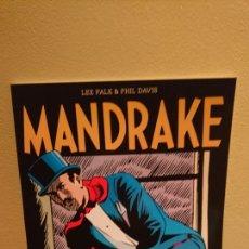 Cómics: MANDRAKE LEE FALK & PHIL DAVIS TIRAS DIARIAS 1957/58. Lote 118598700