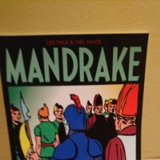 Cómics: MANDRAKE LEE FALK & PHIL DAVIS TIRAS DIARIAS 1957. Lote 118598707