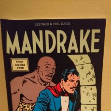 Cómics: MANDRAKE LEE FALK & PHIL DAVIS TIRAS DIARIAS 1950. Lote 118598764