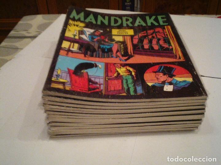 Cómics: LOTE DE 17 NUMEROS DE TIRAS DIARIAS DE MANDRAKE - EUROCLUB MAGERIT - NUEVOS - GORBAUD - Foto 2 - 119326583