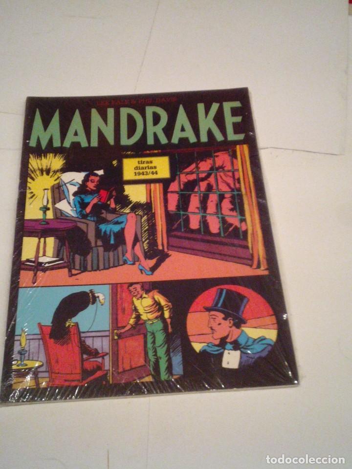 Cómics: LOTE DE 17 NUMEROS DE TIRAS DIARIAS DE MANDRAKE - EUROCLUB MAGERIT - NUEVOS - GORBAUD - Foto 3 - 119326583