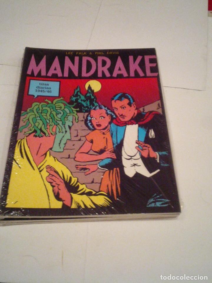 Cómics: LOTE DE 17 NUMEROS DE TIRAS DIARIAS DE MANDRAKE - EUROCLUB MAGERIT - NUEVOS - GORBAUD - Foto 6 - 119326583