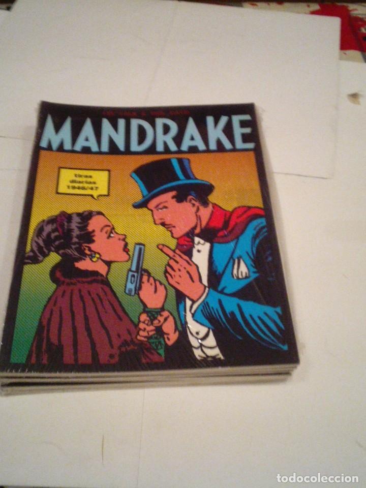 Cómics: LOTE DE 17 NUMEROS DE TIRAS DIARIAS DE MANDRAKE - EUROCLUB MAGERIT - NUEVOS - GORBAUD - Foto 8 - 119326583