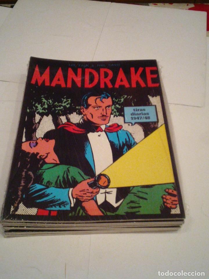Cómics: LOTE DE 17 NUMEROS DE TIRAS DIARIAS DE MANDRAKE - EUROCLUB MAGERIT - NUEVOS - GORBAUD - Foto 9 - 119326583