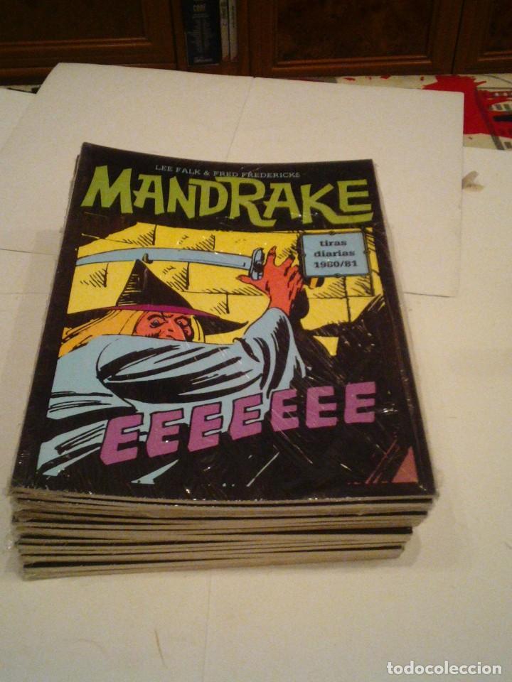 Cómics: LOTE DE 17 NUMEROS DE TIRAS DIARIAS DE MANDRAKE - EUROCLUB MAGERIT - NUEVOS - GORBAUD - Foto 19 - 119326583