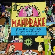 Cómics: LOTE 12 MANDRAKE. Lote 119454171