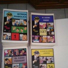 Cómics: RIP KIRBY - EDITORIAL MAGERIT - 1997 RAYMOND Y PRENTICE- MBE - 163 NUMEROS - COMPLETA. Lote 122211199