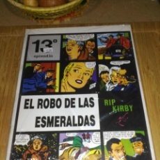 Cómics: RIP KIRBY Nº 13 NUEVO SIN USAR EL ROBO DE LAS ESMERALDAS.. Lote 132067166