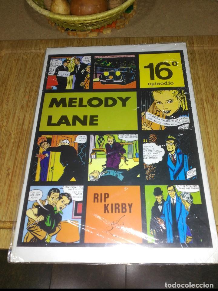 RIP KIRBY Nº 16 NUEVO SIN USAR MELODY LANE (Tebeos y Comics - Magerit - Rip Kirby)