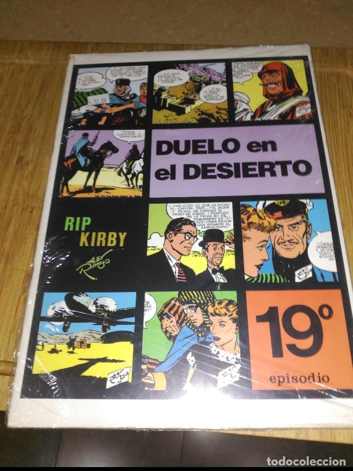 RIP KIRBY Nº 19 NUEVO SIN USAR DUELO EN EL DESIERTO. (Tebeos y Comics - Magerit - Rip Kirby)